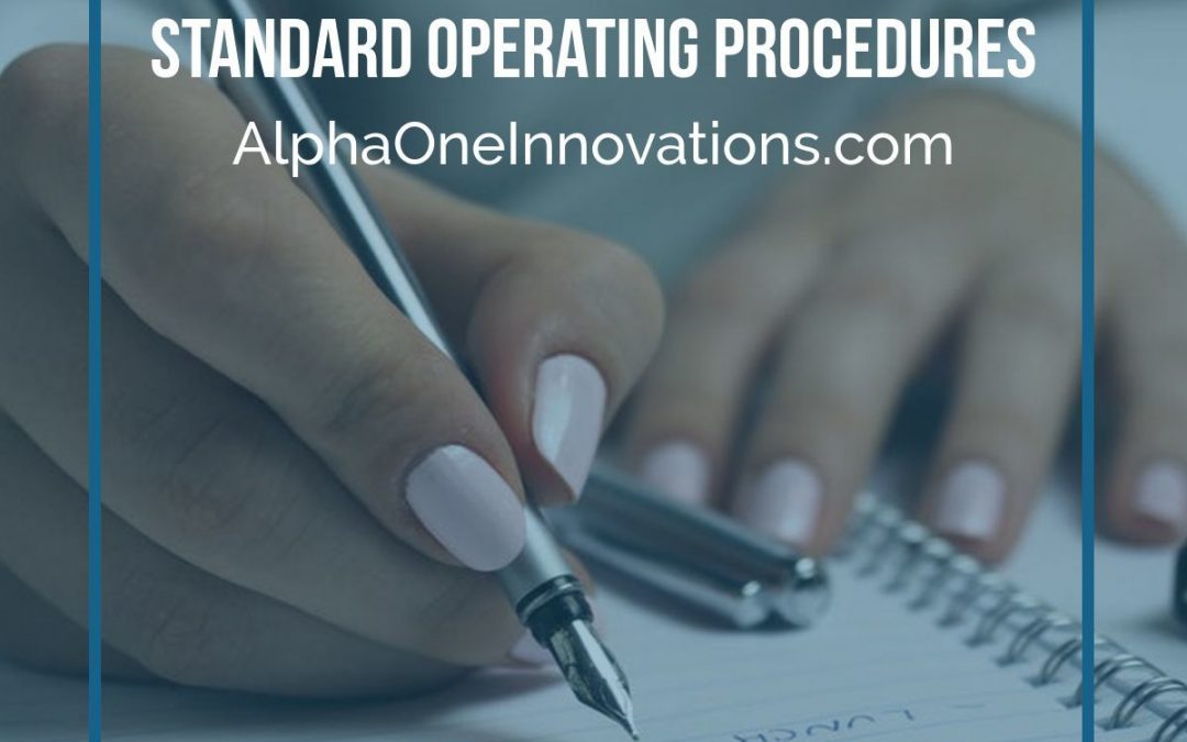 10 Reasons Your Business Needs SOPs (Standard Operating Procedures)