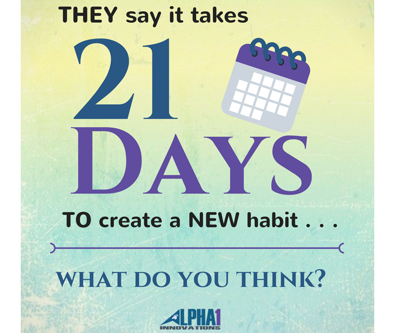 How Long Does It Really Take To Create A New Habit?